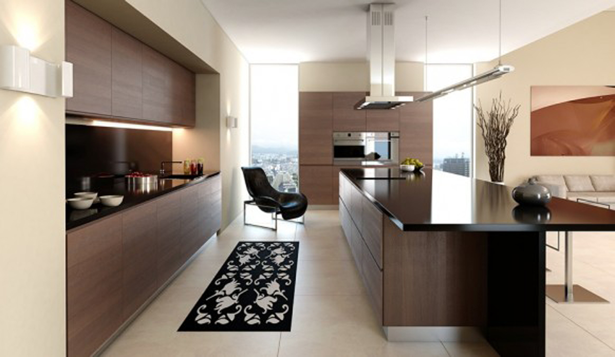 Perfect Minimalist Kitchen Design Modern 2016