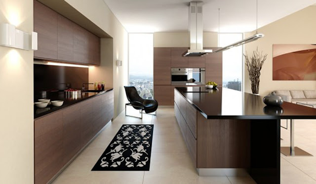 Minimalist Kitchen Design Modern 2016