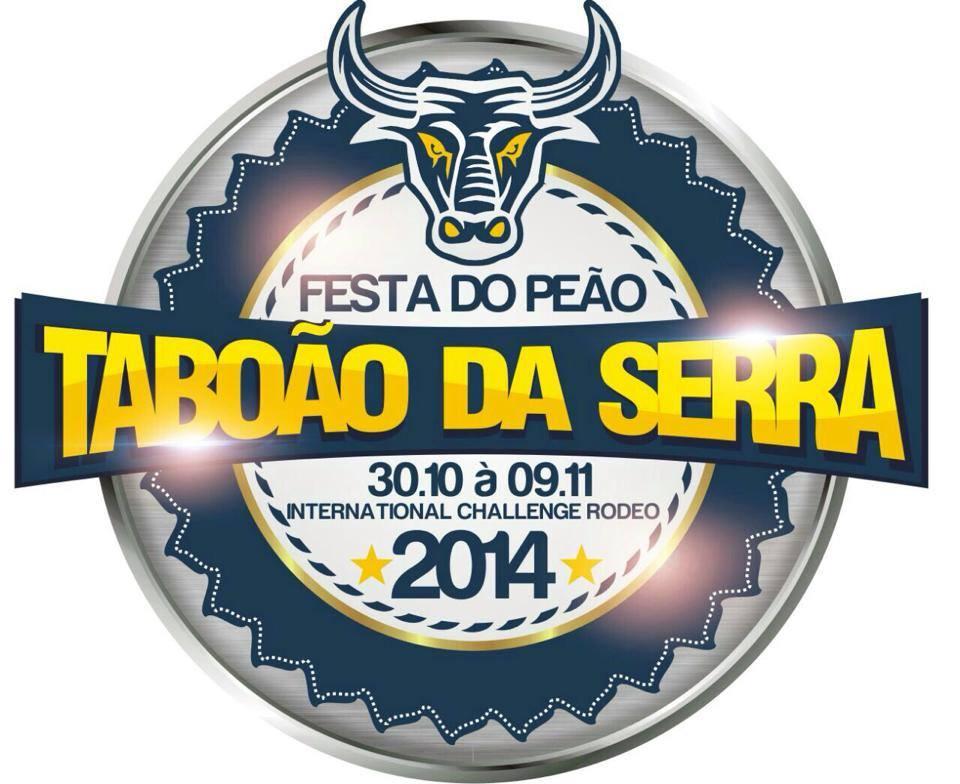 Shows rodeio Taboão da Serra 2014