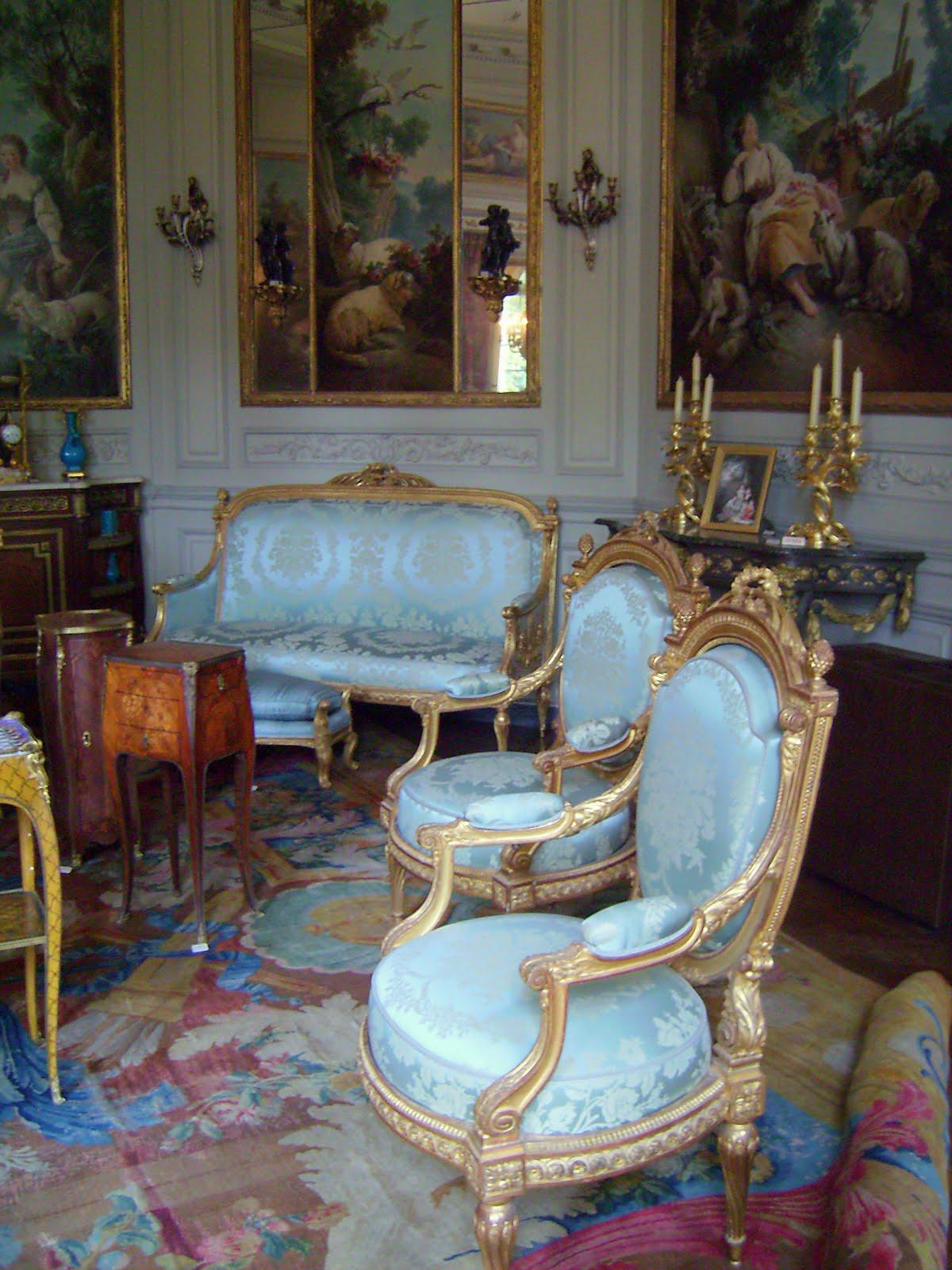 La Parigi Di Maria Antonietta: Giorno 2 Il Musée Nissim De Camondo #41718A 1200 1600 Nella Sala Da Pranzo In Francese