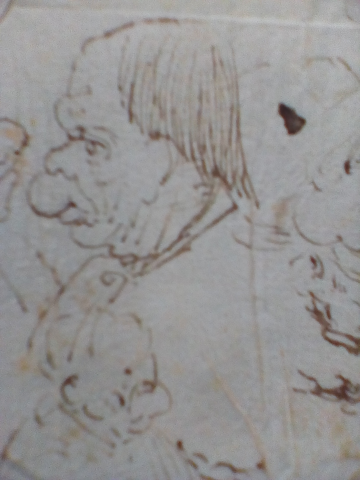 Portrait of Nietschie by ..Leonardo