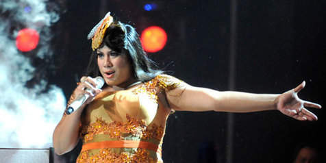 Regina Juara Indonesian Idol 2012, Regina, Pemenang Indonesian Idol 2012