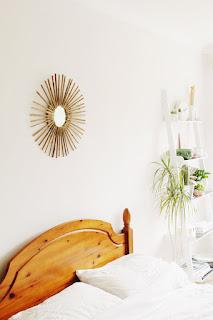 DIY, Marco de Bambu para Espejo