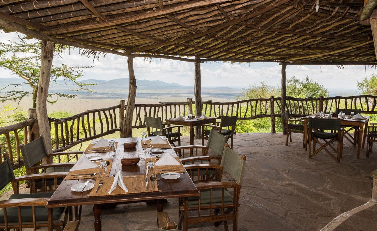 Lions Bluff Lodge, Kenya