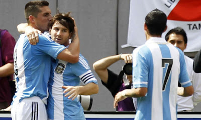 Argentina-Brasile 4-3 highlights