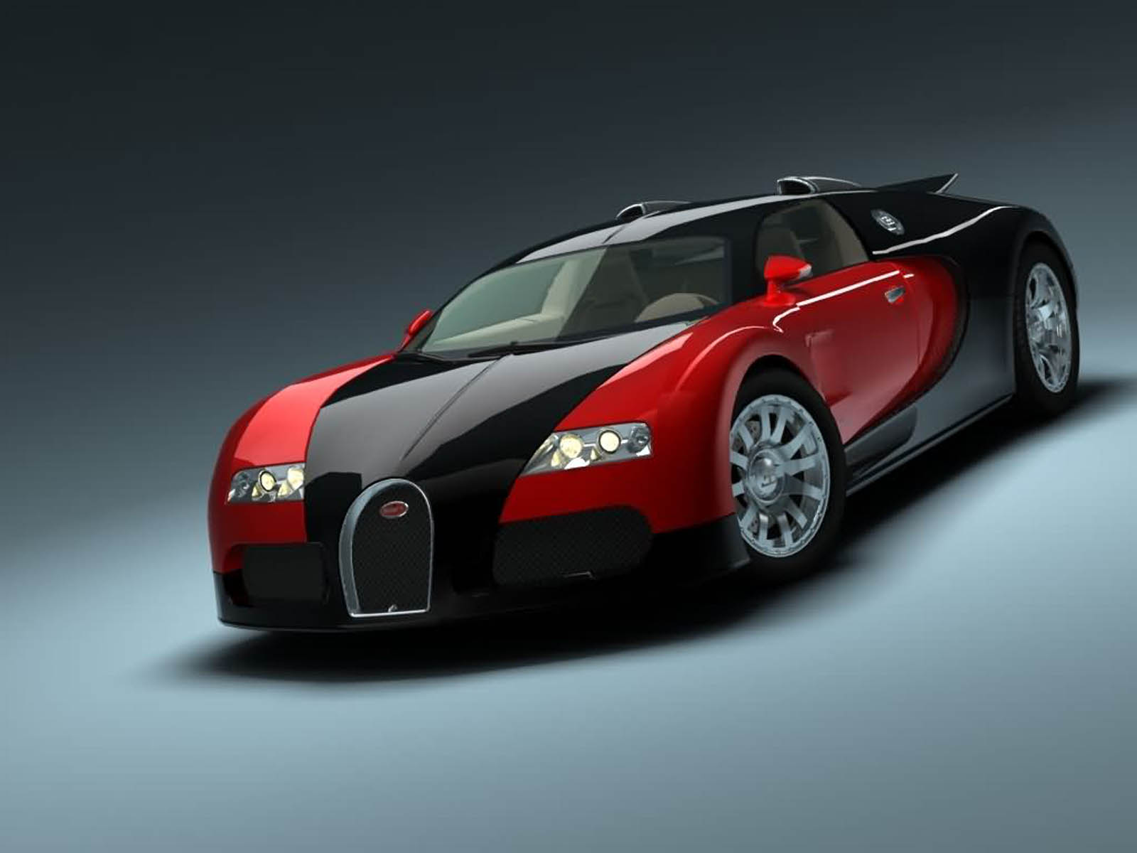 wallpapers: Bugatti Veyron