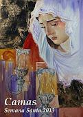 Cartel de la Semana Santa de Camas 2013