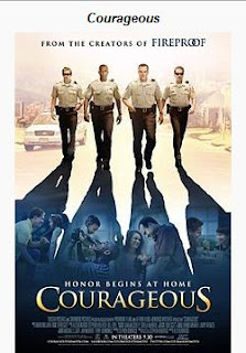 Courageous, the Movie, Smarmy, unrealistic