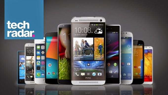 Топ смартфонов 2014 года - 10 лучших по версии TechRadar - выбираем лучший телефон смартфон
