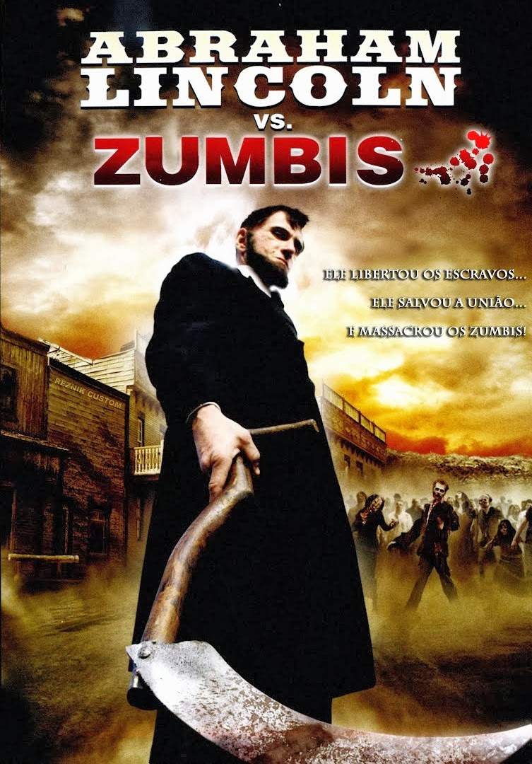 Abraham Lincoln vs Zumbis – Legendado (2012)