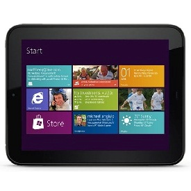 HP Windows 8 Tablets with Intel and ARM Processors