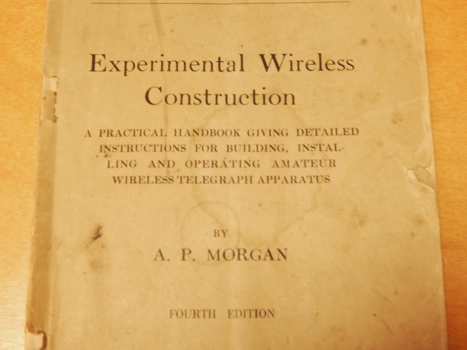 experiment wireless transmitter 1916