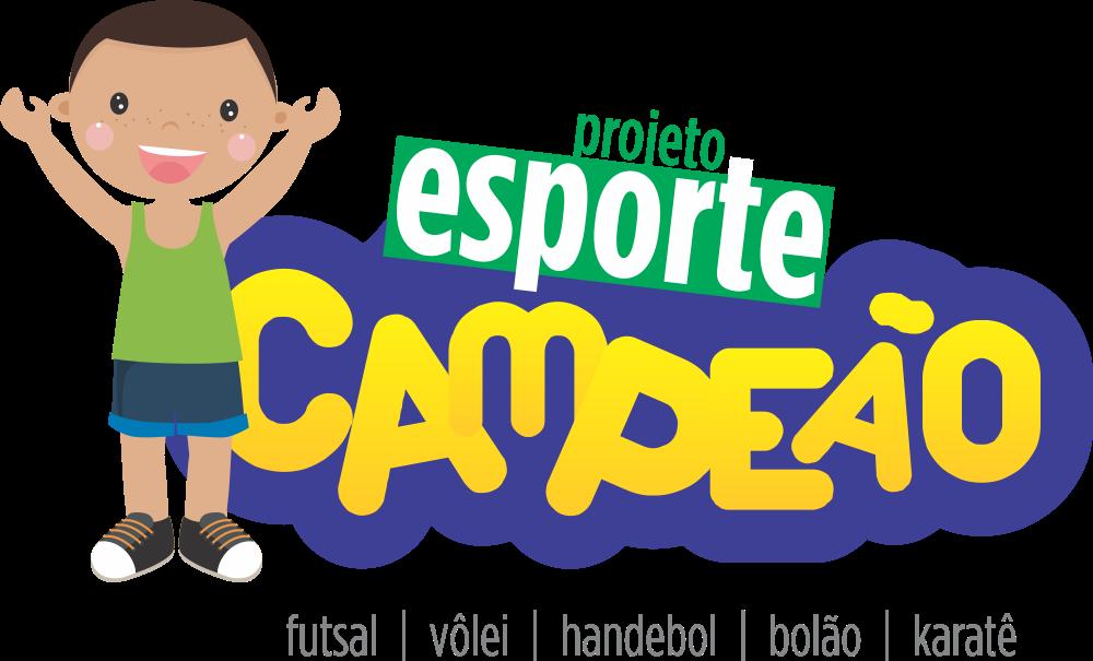 PROJETO ESPORTE CAMPEÃO