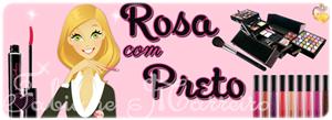 Rosa Com Preto