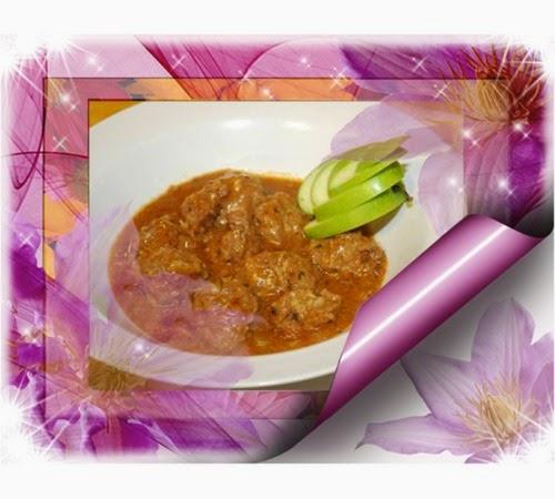Tumis-tumis Ramadan Chef Sabri, BEBOLA DAGING DENGAN SOS PERANG, AYAM PANGGANG DENGAN SOS ROSEMARY, JUS OREN DENGAN KIWI
