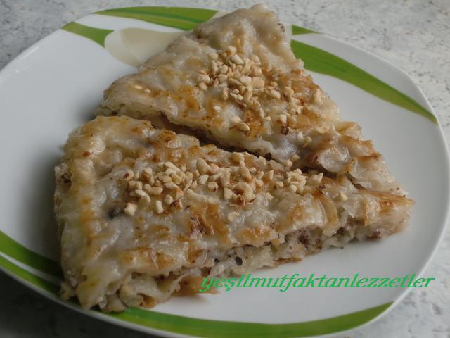 Cikolatali Turta-Kolay Turta Tarifi
