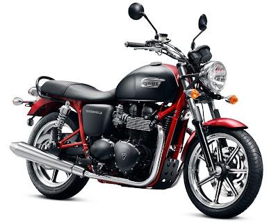 Triumph Bonneville Special Edition (2013) Front Side
