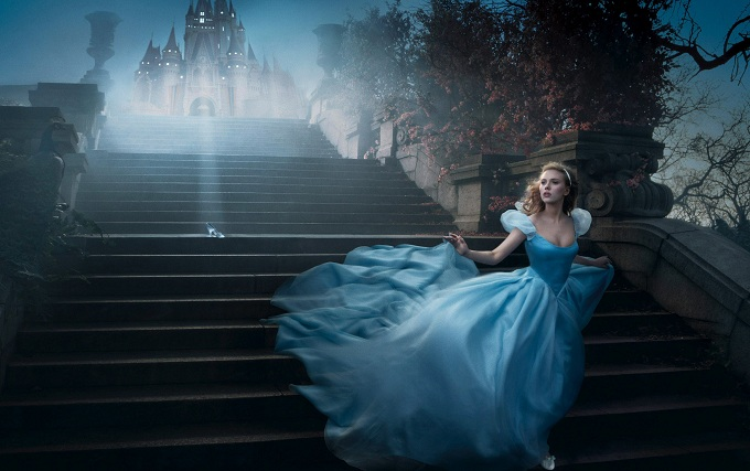 Download Film Cinderella 2015 Bluray Subtitle Indonesia  Download