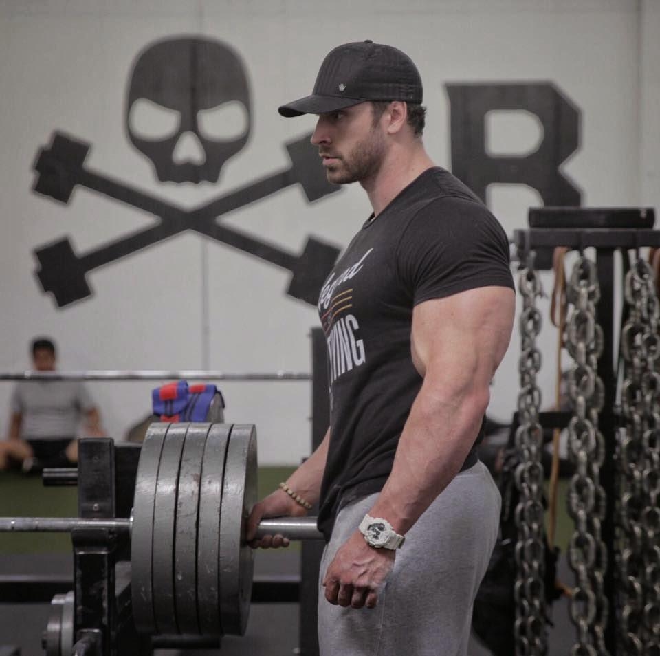 Bradley martyn - BIG BICEPS ~ Muscle Maximizer Fitness