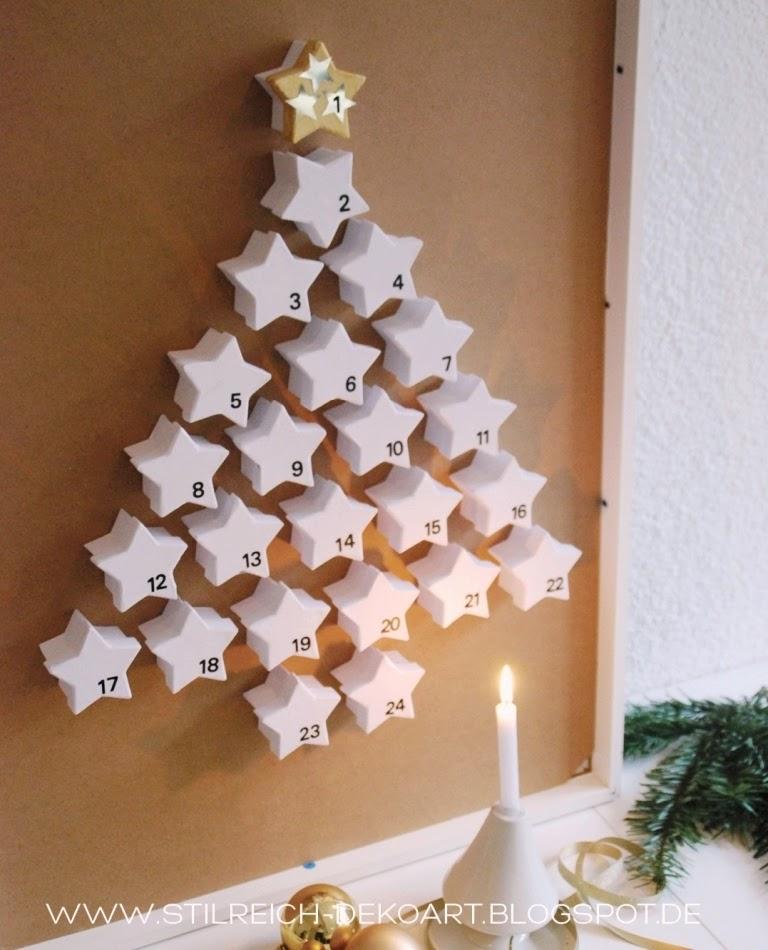 Adventskalender no 2 advent s t i l r e i c h blog - Stilreich blog ...