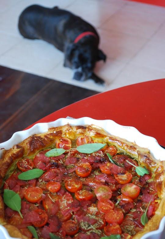 Tarta pomidorowa