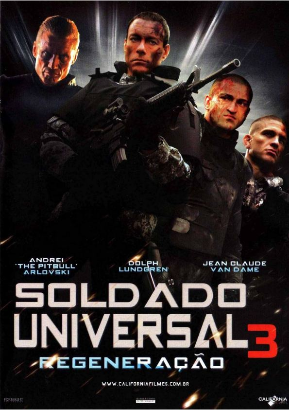 Soldado Universal 3 Regeneração Dublado