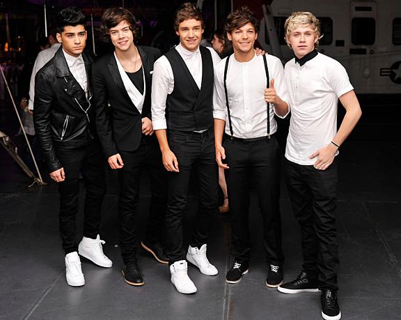 Fashion world black and white attire be stylish with them