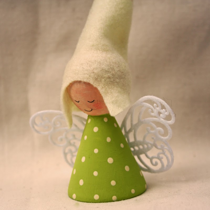 winged cornish pixie elf