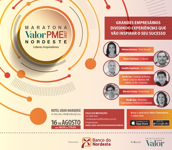 Maratona Valor PME Nordeste