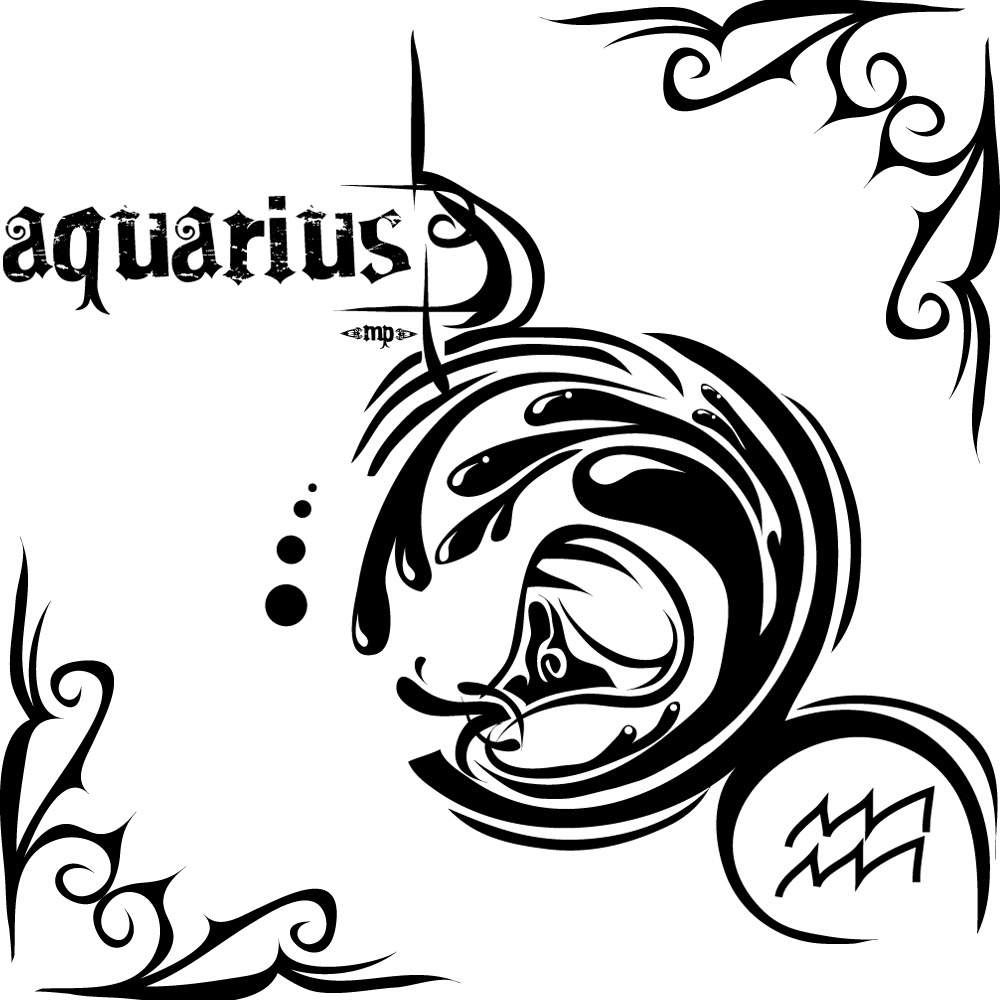 Los 12 Signos del Zodiaco Para Tatuar con Tribales