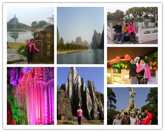 2009 in Guilin, China.