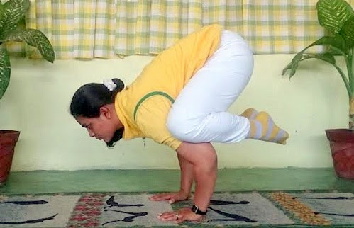 Kakasana Benefits in Hatha Yoga