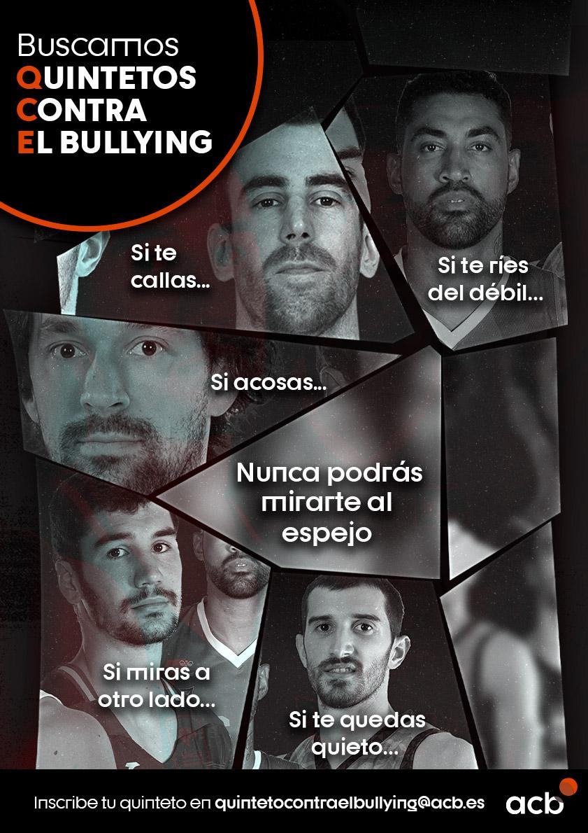 QUINTO CONTRA EL BULLYING