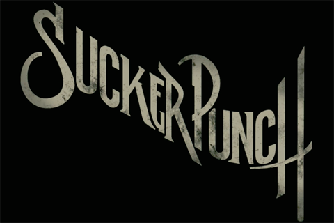 sucker punch logo - Posters Retro de Sucker Punch