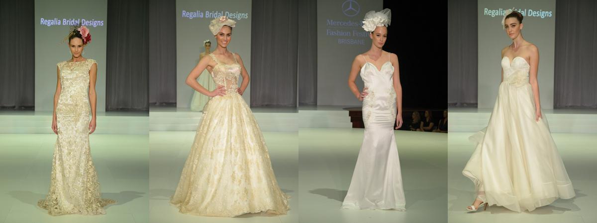 Queensland Brides Runway Report Mbff Bridal Group Show