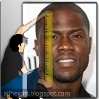What is the height of Kevin Hart?