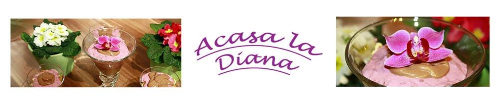 Acasa la Diana