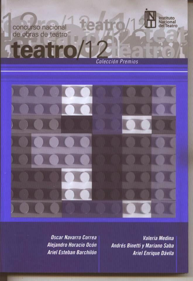 """""""LA PATRIA FRÍA"""", de Andrés Binetti y Mariano Saba"""