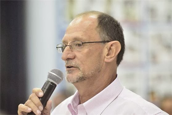 vereador Vladimir Antonio da Fonseca