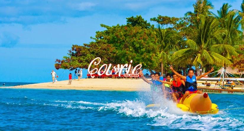 Cowrie Island Honda Bay Tour