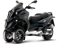 2013 Piaggio MP3 500 Scooter pictures - 1