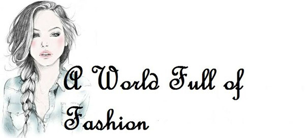 Fashion, Jewelry And Entertainment Blog