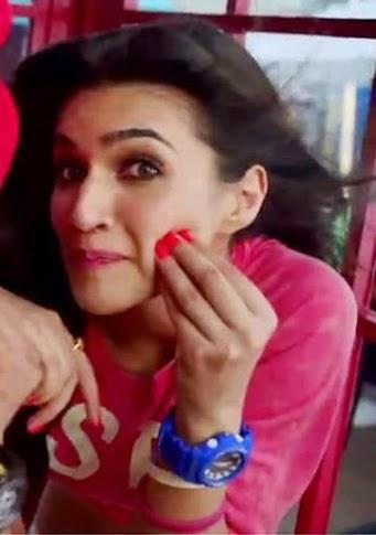 Heropanti Movie Heroine Kriti Sanon Hot HD Wallpapers 2014