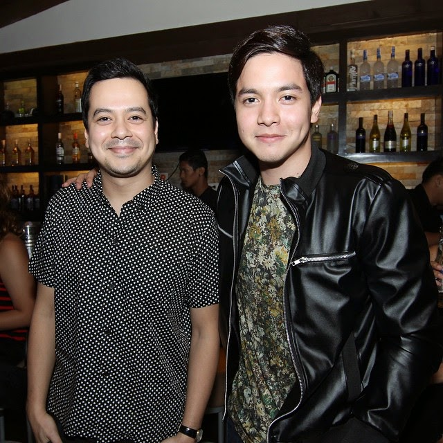 Spotted: Alden Richards' fanboy moment with THE John Lloyd Cruz