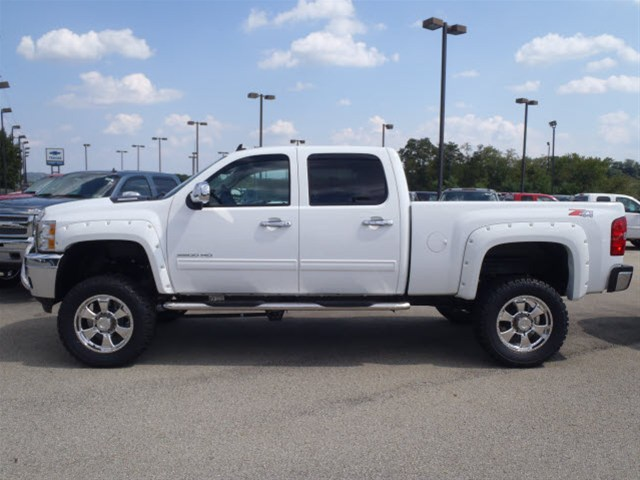 Lifted Trucks For Sale: 2013 Chevy Silverado 2500hd Diesel Rocky Ridge