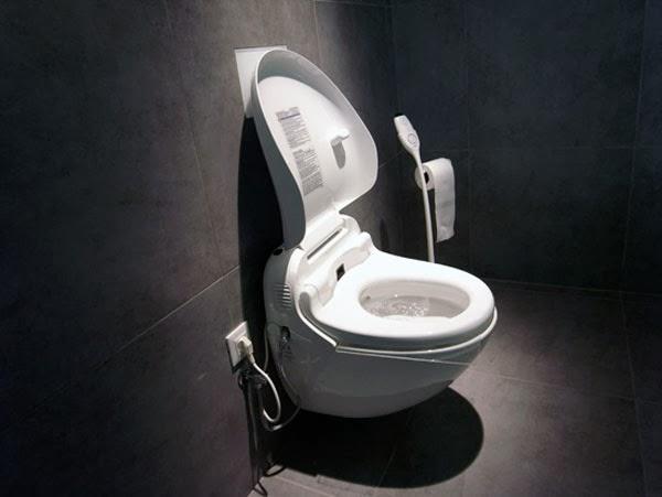 Nel 1980 Lu0027azienda Toto Lancia Il Primo Washlet, Parola Che Deriva Dalla  Crasi Delle Parole Wash (lavaggio) E Toilet. Il Washlet Eu0027 Un Water Con  Bidet ...