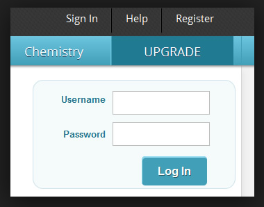 Chemistry dating login