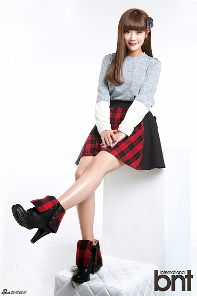 Soyul Crayon Pop bnt international