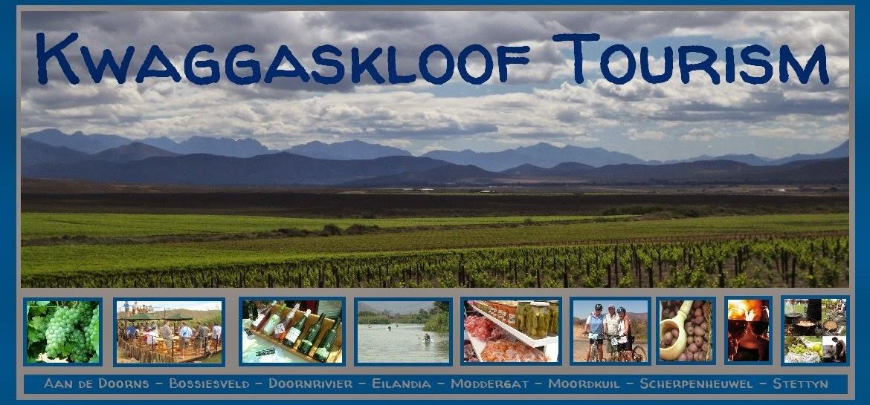 Kwaggaskloof Tourism