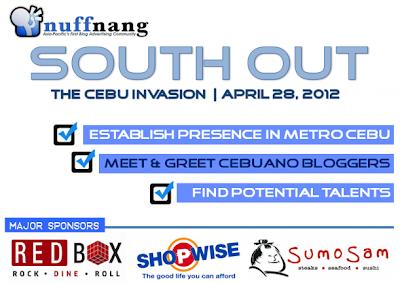 Nuffnang invades Cebu